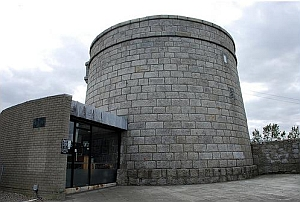 james joyce tower