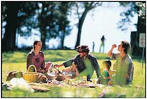 picnics in Dalkey Dublin