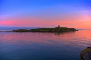 Dalkey island Dalkey Dublin ireland